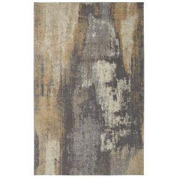 Home Decorators Collection Truro Grey 96x120 Area Rug