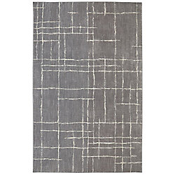 Home Decorators Collection Chatham Gray 60x96 Area Rug