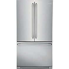 36-inch W 22.2 cu. ft. Bottom Mount Refrigerator with IQ-Touch Controls, Counter Depth