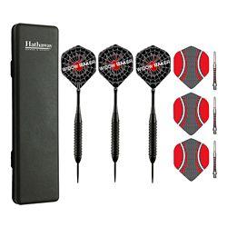 Hathaway Widow Maker Steel Tip Darts - (Set of 3)