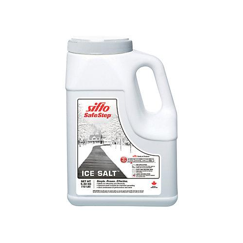 4 x 5.44kg Safe Step Ice Salt Jug