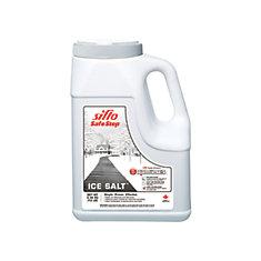 Sel de déglaçage Safe Step, 4 x 5,44 kgs