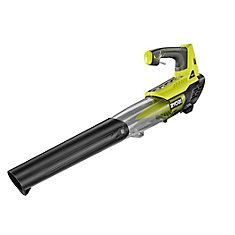 ONE+ 100 MPH 280 CFM 18V Lithium-Ion Cordless Jet Fan Leaf Blower (Tool Only)