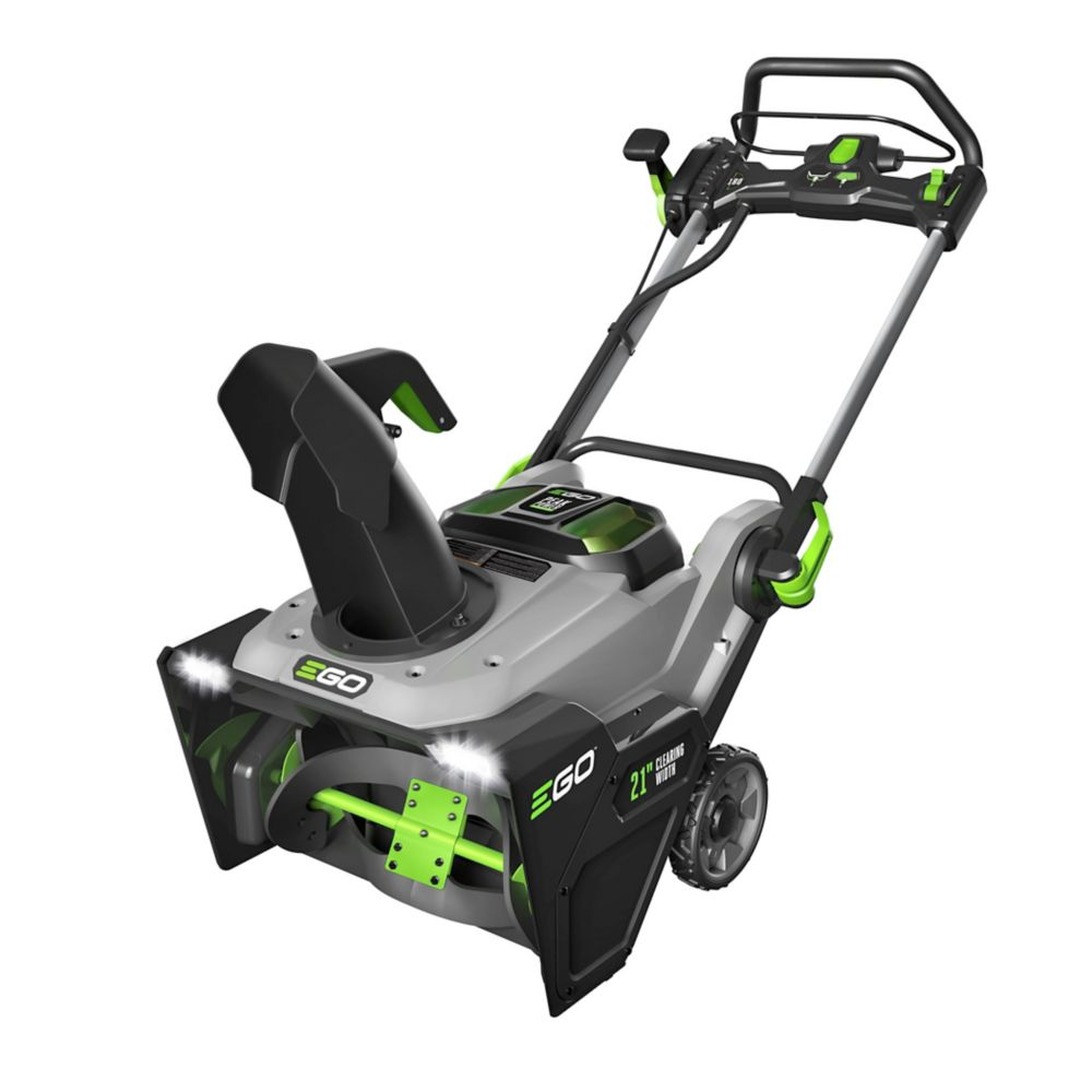 EGO 21-inch Cordless 56V Li-Ion Single Stage Electric Snow Blower (Tool Only)