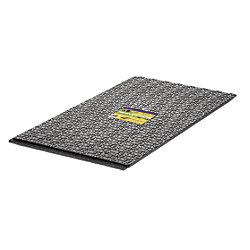 Brock 20.04-inch x 36-inch Black Paver Base Panel