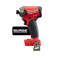 M18 Fuel Surge 1/4 Inch Hex Hydraulic Driver (Tool Only)