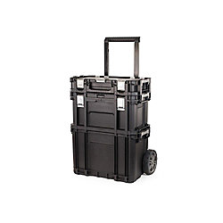HUSKY 22-inch Rolling Cart with Connect System