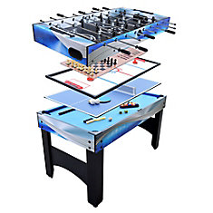 Table multi jeux Matrix 7 en un de 137 cm (54 po)