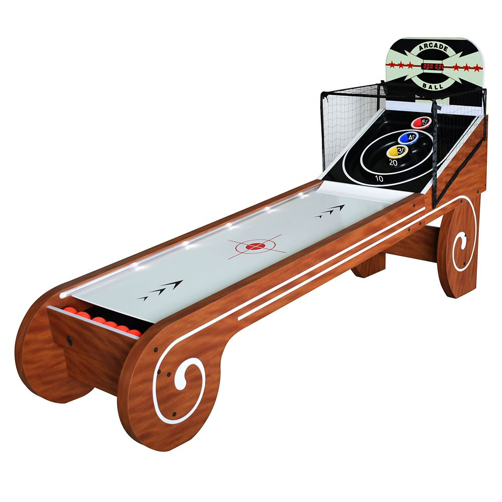 Hathaway Boardwalk 8 ft. Arcade Ball Table