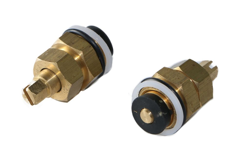 Jag Plumbing Products Integral stop Assembly fits Powers