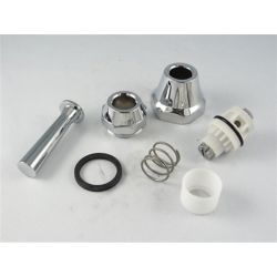 Jag Plumbing Products Combination Handle Assembly and Cartridge fits Delta Teck I and II  flushometers