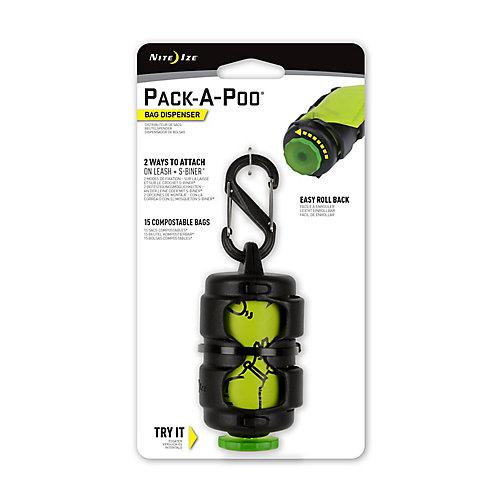 Pack-A-Poo Bag Dispenser
