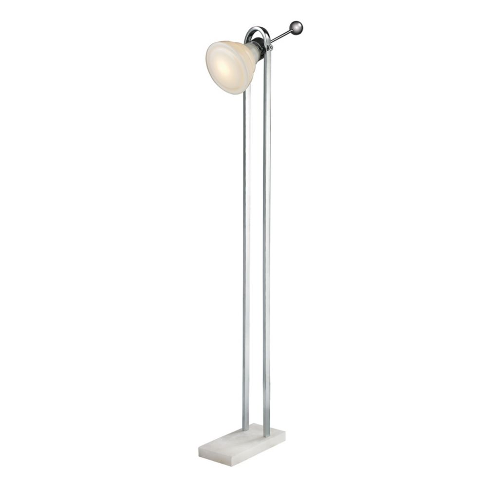 Hampton Bay Adjustable Height Arc Lamp The Home Depot Canada