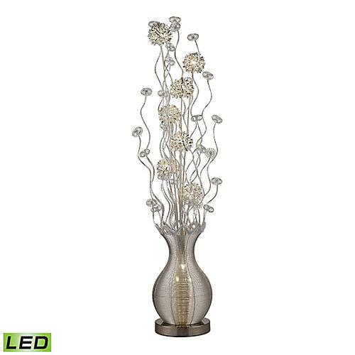 Titan Lighting Lampe à pied contemporaine Uniontown de 63 po avec ...