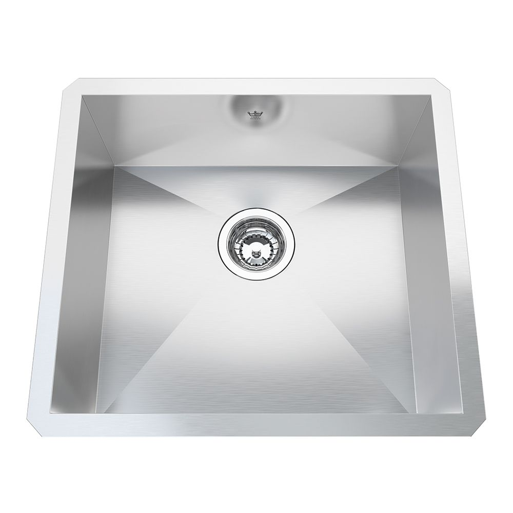 Kindred 20 Ga HandFab UM Single Sink