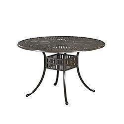 Home Styles Largo de 48 pouces autour de Table pour les repas en plein air