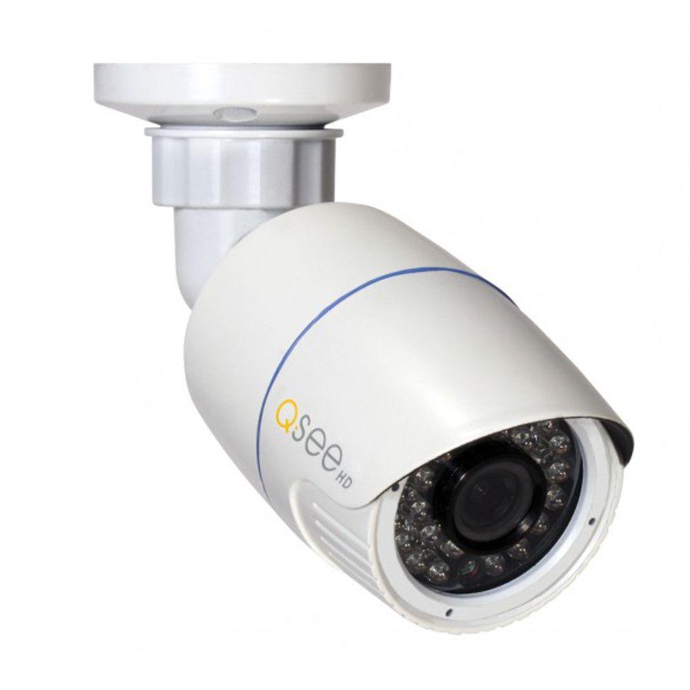 Doorbells Intercoms The Home Depot Canada Doorbell Transformer Q See 1080p Ip Bullet Camera Fixed Lens