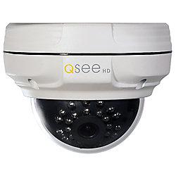 Q-See Caméra dôme IP à objectif fixe 1080 pixels