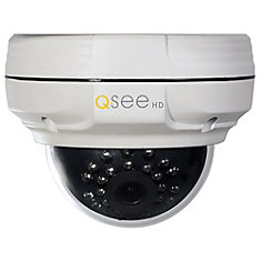 1080 IP Dome Camera Fixed Lens