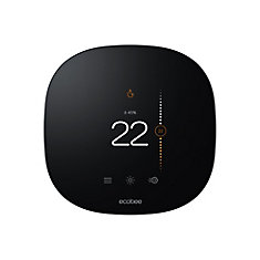 Ecobee3 Lite WI-FI Programmable Thermostat with Smart Home Integration - ENERGY STAR ®