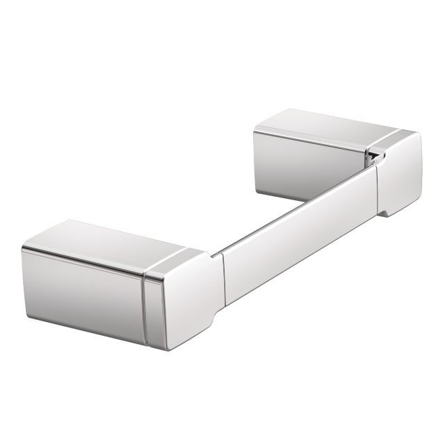 90-Degree 8-inch Hand Towel Bar in Chrome