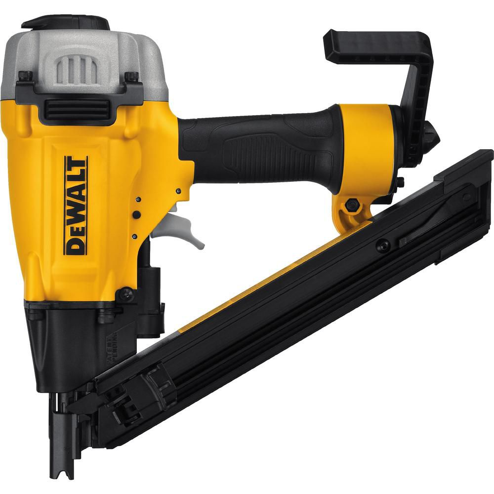 Dewalt Dwfp71917 16 Ga Precision Point Finish Nailer The