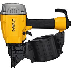 DEWALT Shell 15 Degree Coil Framing Nailer