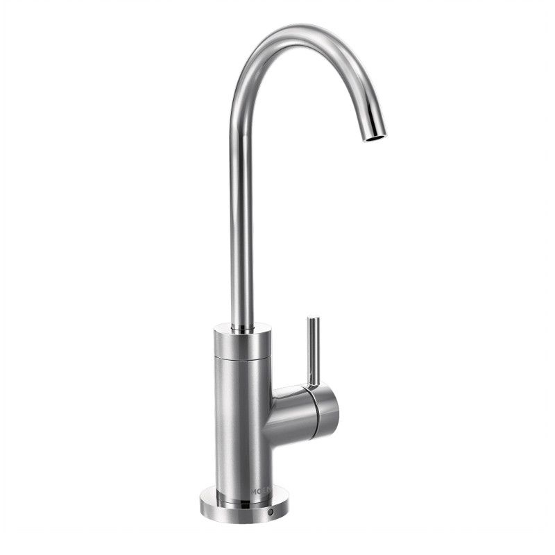 Moen Weymouth Floor Mount Tub Filler Risers In Chrome (Valve Sold Separately)