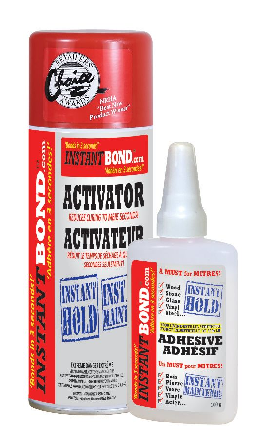 Instantbond Glue Large Kit