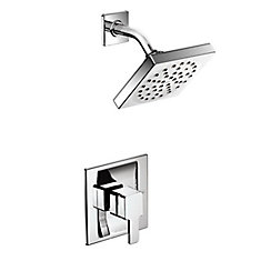 Waterhill 1-Spray Tub And Shower Faucet Trim Kit In Oil Rubbed Bronze (Valve Sold Separately)