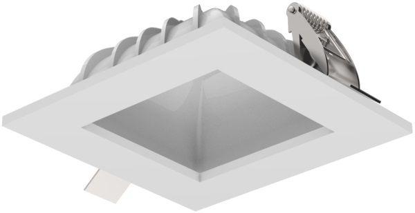 Indirect 600lm Lensless Downlight EsCul 9w Slim Pour Architectural Cri90 Panneau PiZTuOkX