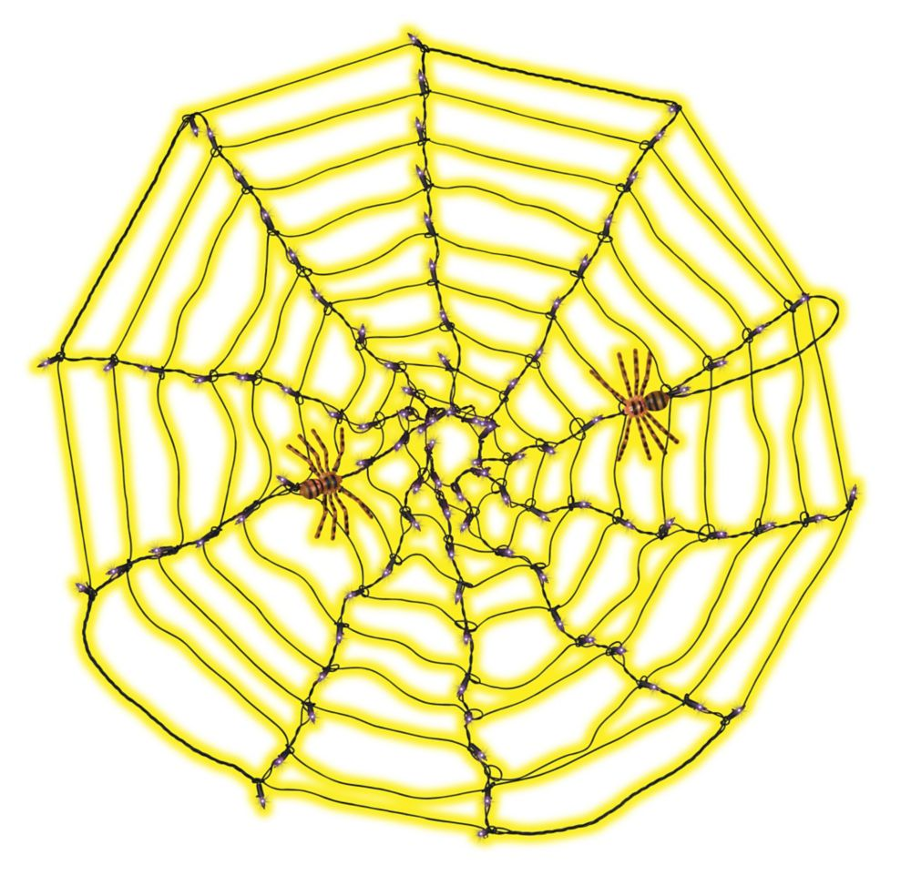 Spider Web Decoration Photo Of Product
