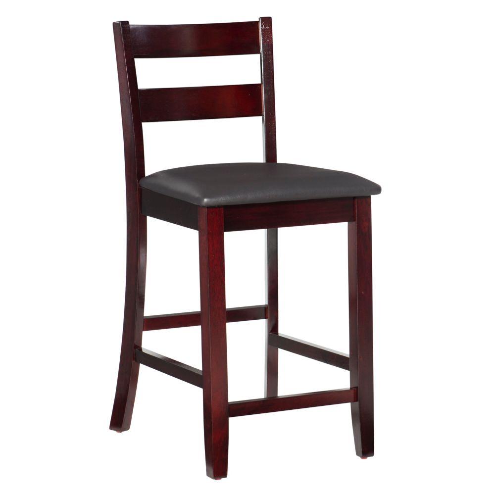 fleur de lis bar stools. Soho Manufactured Wood Espresso Full Back Armless Bar Fleur De Lis Stools