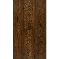 Power Dekor 6 12 Inch Engineered Burnt Umber Oak Hardwood Flooring