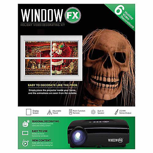 WindowFX Intro Mini 2017 Projector