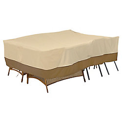 Classic Accessories Veranda Patio Furniture Group Cover, X-Large