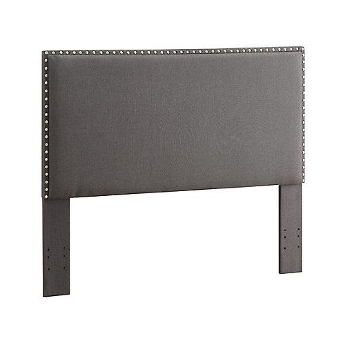 Linon Home Decor Products Tete De Lit Double Grand Lit Contempo Avec