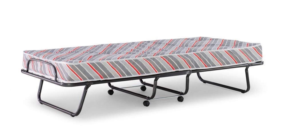 Linon Home Décor Perfect Folding Bed