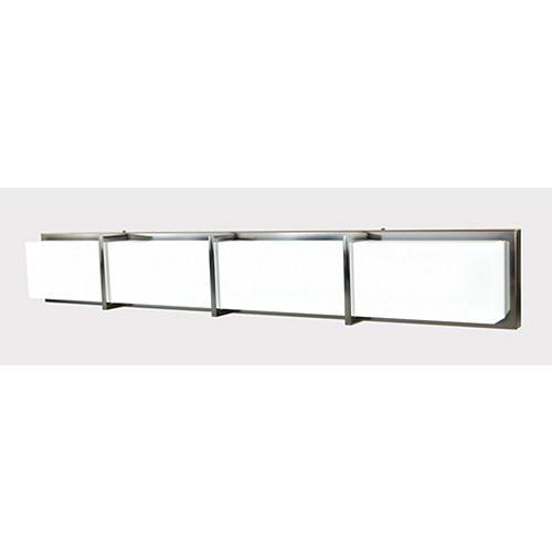 Home Decorators Collection Luminaire pour meuble-lavabo à 4ampoules à DEL