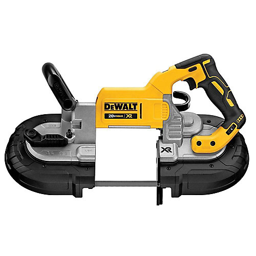 20V MAX Lithium-Ion Cordless Brushless Deep Cut Band Saw (Tool-Only)