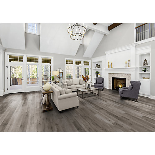Home decorators collection 12mm winter oak laminate flooring 18 94 sq ft case the home depot canada