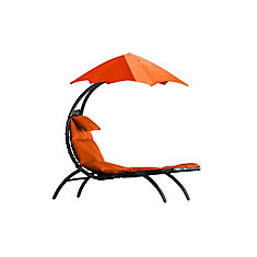 The Original Dream Lounger - Orange Zest NEW
