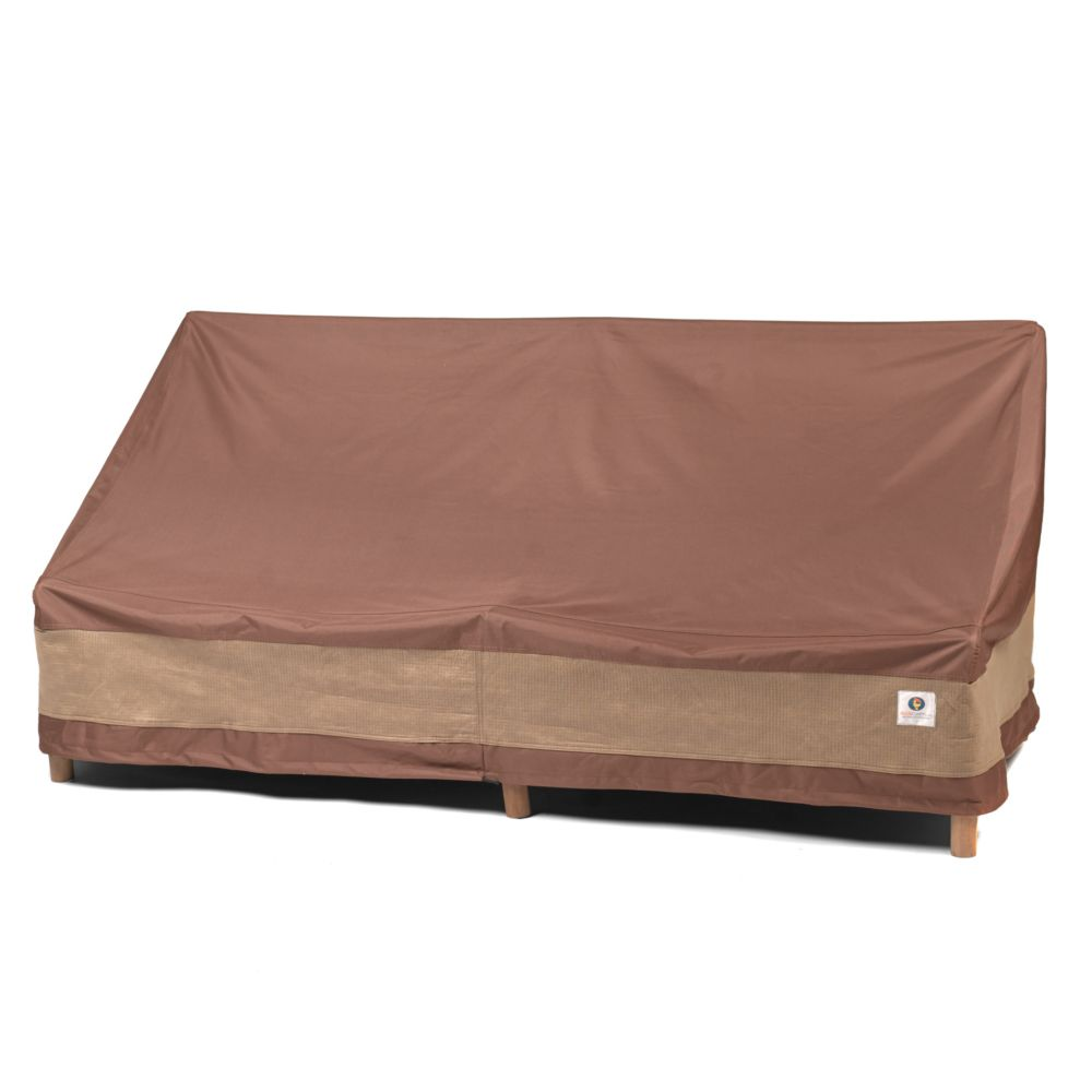 Duck Covers Ultimate 79 Inch W Patio Sofa Cover