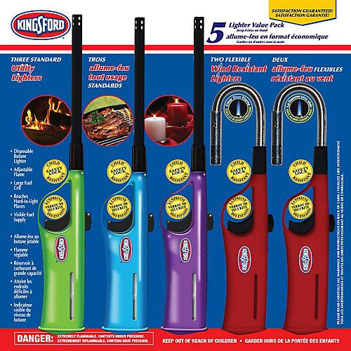 Lighter (5-Pack)