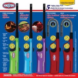 Kingsford Lighter (5-Pack)