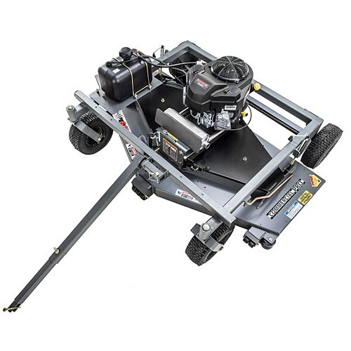 Swisher 66-inch 14.5 HP Tow Behind Commercial Pro Grass Mower with Kawasaki Power