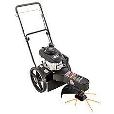22-inch - 4.4 HP Honda Gas Deluxe Walk-Behind String Trimmer