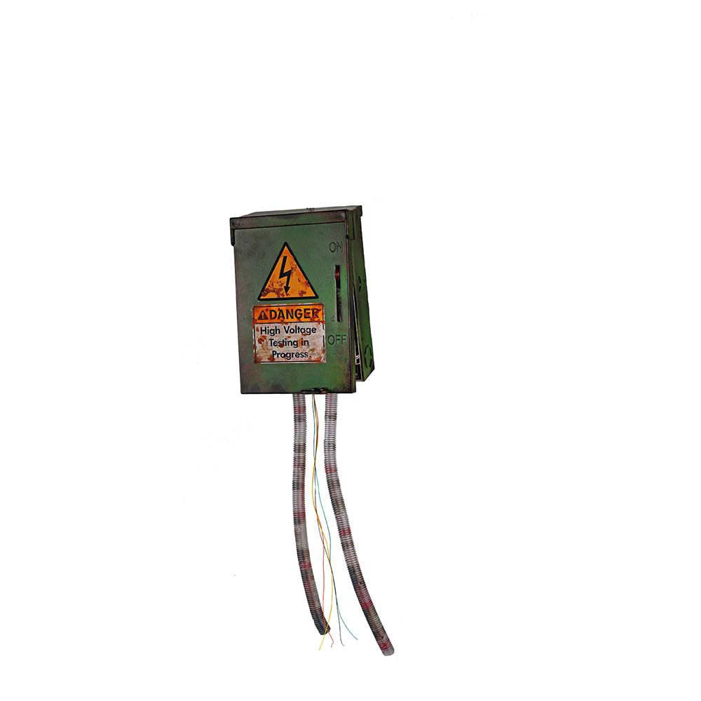 Home Accents Halloween High Voltage Junction Box Halloween Decoration