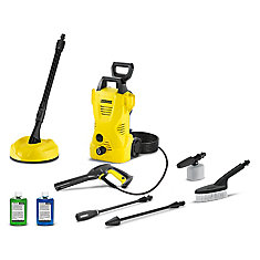 K2 Car & Home Kit 1600PSI Electric Pressure Washer