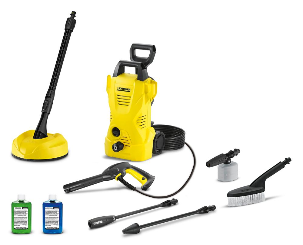 Karcher K2 Car & Home Kit 1600PSI Electric Pressure Washer